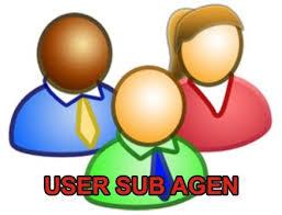 user sub agen travel